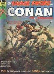 Savage Sword Of Conan Comics